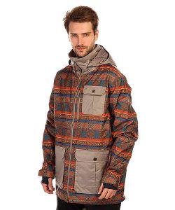 Burton | Куртка Mb Sentry Jkt Mlti Nrse Kng/Stnhut