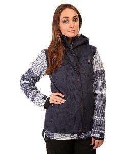 Roxy | Куртка Женская Ceder Jk Denim Blue