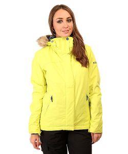Roxy | Куртка Женская Jet Ski Sold Jk Limeade