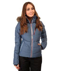 Roxy | Куртка Женская Snowstorm Jk Ensign Blue Biotherm