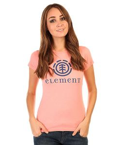 Element | Футболка Женская Logo Sscn Melrose