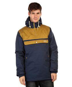 Truespin   Анорак Cloud Jacket Blue/Beige