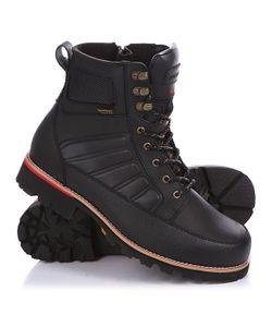 Quiksilver   Ботинки Зимние The Summit Solid Black
