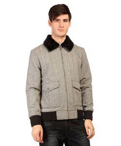 Insight | Куртка The Fuzz Black Grey