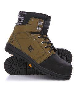 Dcshoes | Ботинки Зимние Dc Spt Boot Military/Black