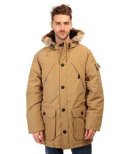 Penfield | Куртка Парка Hoosac Rf Hooded Down Mountain Parka Tan