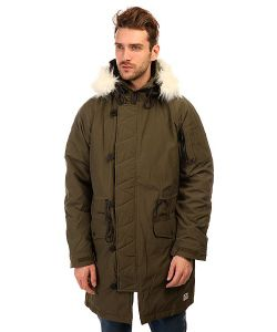 Penfield | Куртка Парка Paxton Long Insulated Snorkle Jacket Lichen