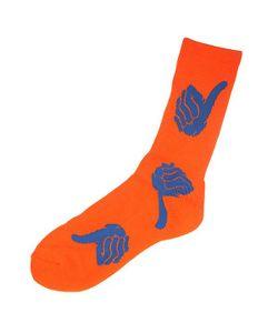 Bro Style | Носки Thumbs Up Sock Orange