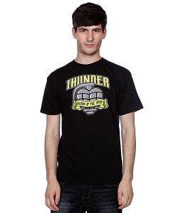 Thunder | Футболка Blow Up Black/Green