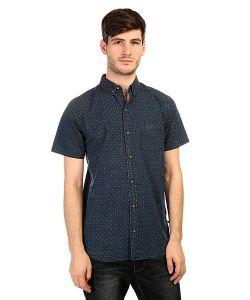 Globe | Рубашка Kerferd Shirt Blue Indigo