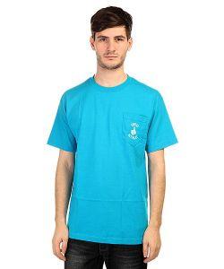 Bro Style | Футболка Pocket Style Neon Blue