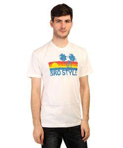 Bro Style | Футболка Sunset White