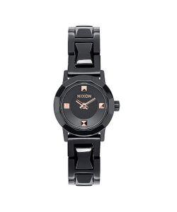 Nixon | Часы Женские Mini B Ss All Black/Rose Gold