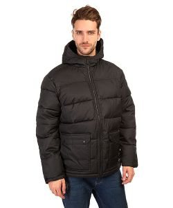 Nixon | Куртка Зимняя Malone Jacket Black