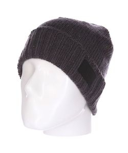 Nixon | Шапка Kemble Beanie Dark Gray