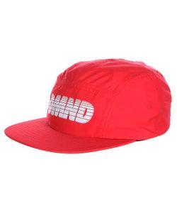 Diamond | Бейсболка Пятипанелька Glory Camp Hat Red