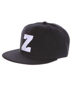 Truespin   Бейсболка С Прямым Козырьком Abc Black Z