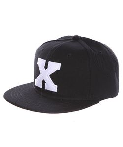 Truespin | Бейсболка С Прямым Козырьком Abc Black X
