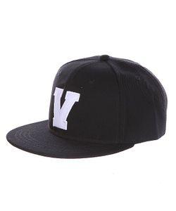 Truespin   Бейсболка С Прямым Козырьком Abc Black V
