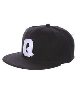 Truespin | Бейсболка С Прямым Козырьком Abc Black Q