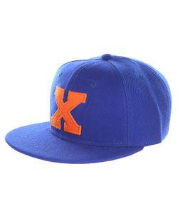Truespin | Бейсболка С Прямым Козырьком Abc Royal X