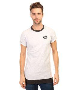 Shweyka   Футболка Fleece T Shirt Grey