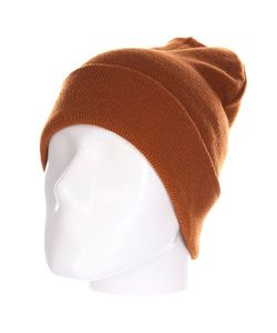 Today | Шапка Everyday Beanie Brown