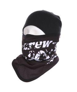 Shweyka   Маска Facemask Black/White