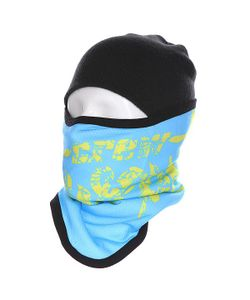 Shweyka   Маска Facemask Blue/Yellow