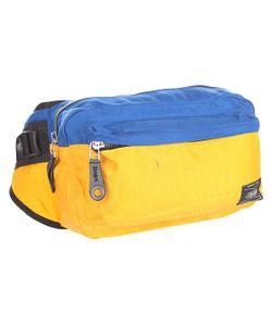 Shweyka | Сумка Поясная Hippack Blue/Yellow