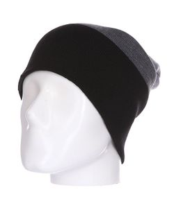 Shweyka | Шапка Носок Trio Beanie Grey/Black