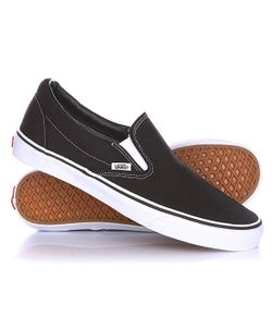 Vans | Слипоны Classic Slip On Black