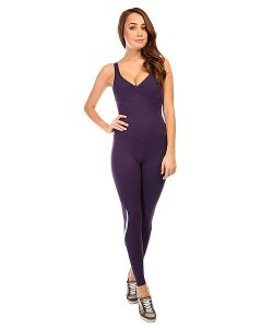 CajuBrasil | Комбинезон Для Фитнеса Женский New Zealand Overall Purple