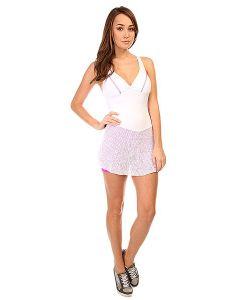 CajuBrasil | Комбинезон Для Фитнеса Женский Trend Suit Jump White