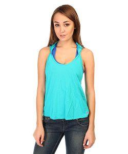 CajuBrasil   Майка Женская Sprinter T-Shirt Blue