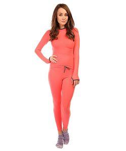 Shweyka   Термобелье Комплект Женский Thermal Underwear Pink