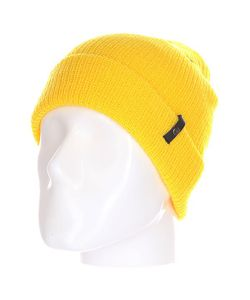 Celtek | Шапка Clan Floro Beanie Yellow