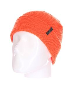 Celtek | Шапка Clan Floro Beanie Orange