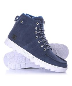 Dcshoes | Ботинки Высокие Dc Woodland Blue