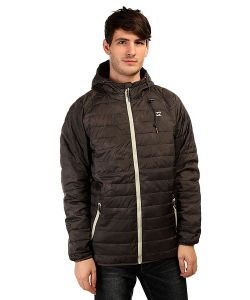 Billabong | Куртка Escape Puffer Smoke/Black