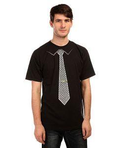 Innes   Футболка Tie Black