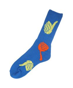 Bro Style | Носки Thumbs Up Sock Blue