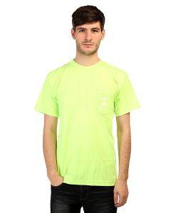 Bro Style | Футболка Pocket Style Neon Yellow