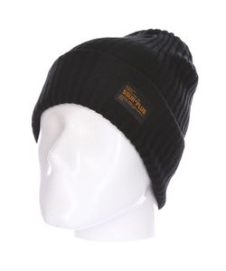 Ssur | Шапка Rebel Army Beanie Black