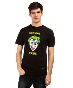 Ssur | Футболка Jokers T-Shirt Black
