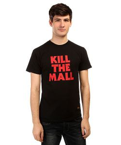 Ssur | Футболка Kill The Mall T-Shirt Black