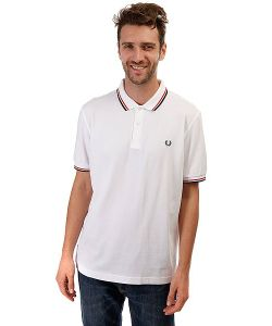 Fred Perry | Поло Slim Fit Twin Tipped