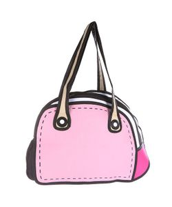 Look | Сумка Через Плечо 2d Pretty Handbag Pink/White/Black