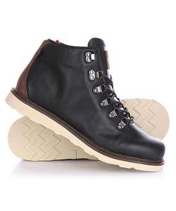 Dvs | Ботинки Высокие Yodeler Black/Burning