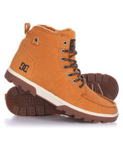 Dcshoes | Ботинки Высокие Dc Woodland Wheat/White